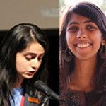 Anupriya Dhonchak & Sakshi Chindaliya