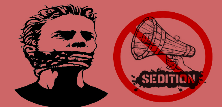 Sedition law has no place in a democratic society - TheLeaflet